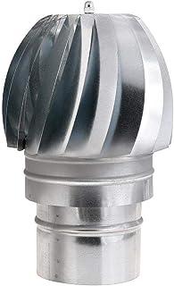 WOLFPACK 22011130 Sombrero Extractor Galvanizado Para Estufa