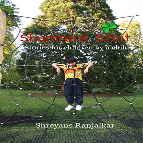 Shamrock Stint audiobook cover art