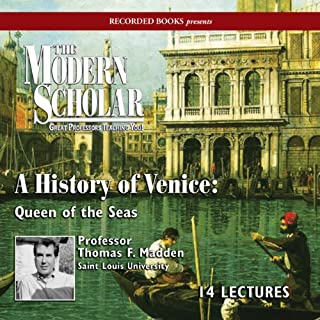 The Modern Scholar: A History of Venice cover art