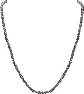 Zephyrr Sanskriti Fashion - Collana/Braccialetto/Cavigliera con perline a filo singolo Dori