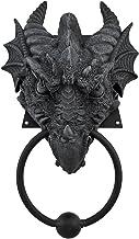 Aldaba de Ddragón gótico llamador de