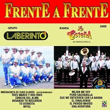 Frente a Frente: Laberinto - Banda la Costena