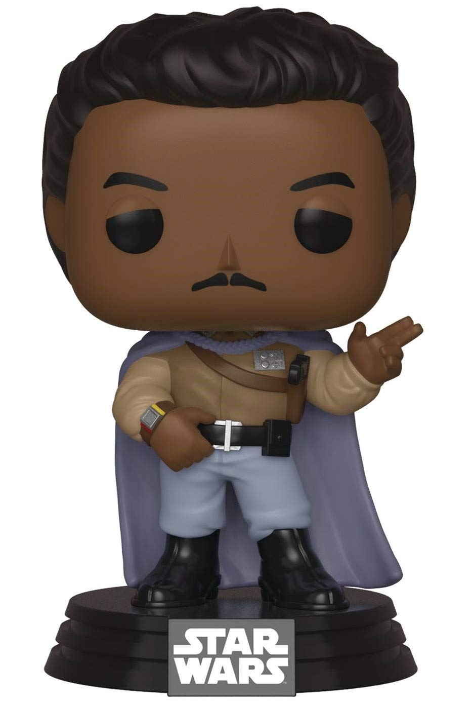 Star Wars: Return of The Jedi – General Lando Calrissian Funko Pop! Figura de Vinilo con Cabeza de Burbuja (Incluye Funda Protectora de Caja de Pop Compatible): Amazon.es: Juguetes y juegos