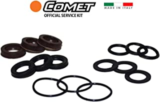 Comet Pump 5019.0077.00 5019.0077.00 Seal Kit Hp Axd OE Made in Italy (3 Sets)