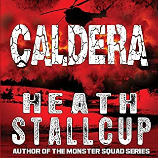 Caldera Book 1 cover art