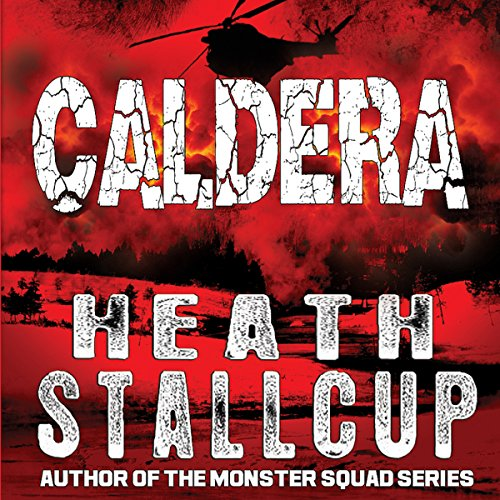 Caldera Book 1 audiobook cover art