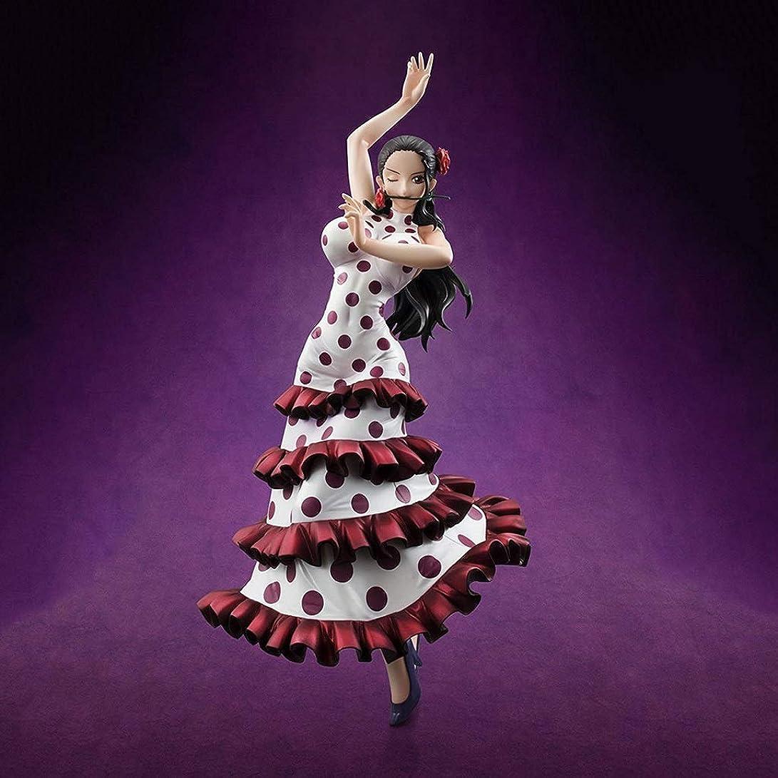 レイ出血一目ヴィオラ、アニメワンピースモデル、子供のおもちゃコレクション像、卓上装飾玩具像玩具モデルPVC(21cm) JSFQ