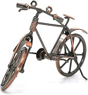 Creative en Fer Forgé Modèle De Vélo, Vintage Art Bicyclette Maison Bureau Décoration, Métal Artisanat Décoration de La Ma...