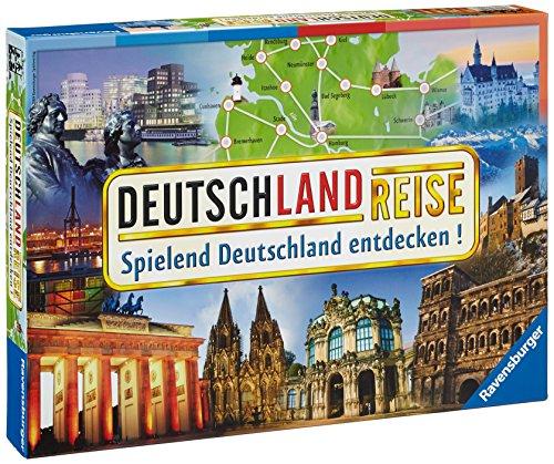 Ravensburger Spiele 26492 - Deutschlandreise