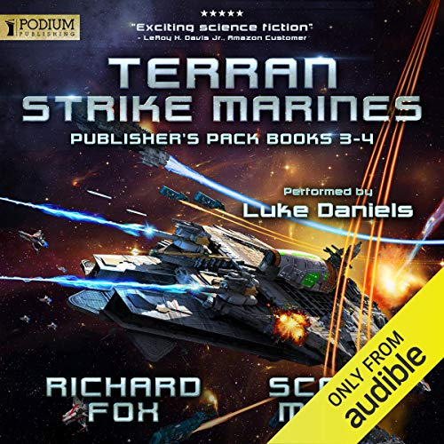 Terran Strike Marines: Publisher's Pack 2 Titelbild