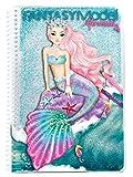 Depesche 10036 - Malbuch Fantasy Model Mermaid