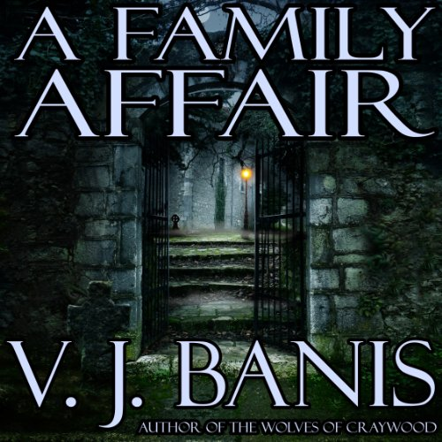 A Family Affair: A Novel of Horror audiobook cover art