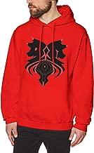 Aphmau Aaron Lycan Men's Long Sleeve Sport Hoodie Pullover Casual Printed Sweatshirt