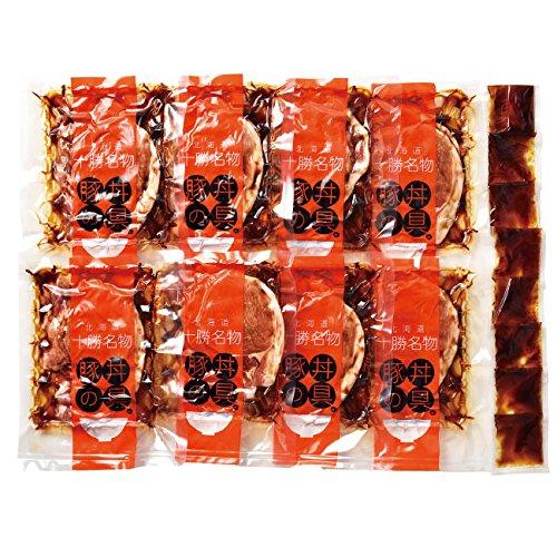 オリエンタルフーズ 北海道産 豚丼の具醤油味8食セット