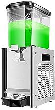 CLING Machine Commerciale de Distributeur de Boissons Machine à Boissons Froide Chaude et Froide Double Cylindre Auto Mach...