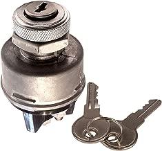 MGI SpeedWare Universal Ignition Key Switch 12v 4-Position
