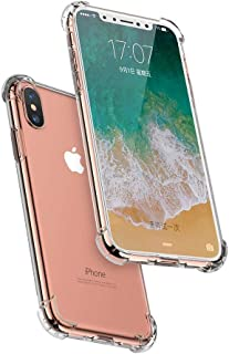 Apple Iphone X Case Crystal Clear Cover