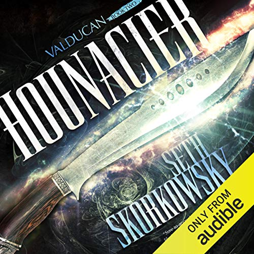 Hounacier cover art