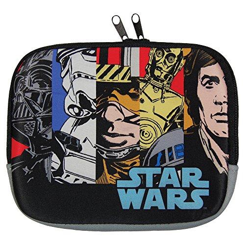 Star Wars Mini Ipad Case Bag, 21 cm, Multicoloured