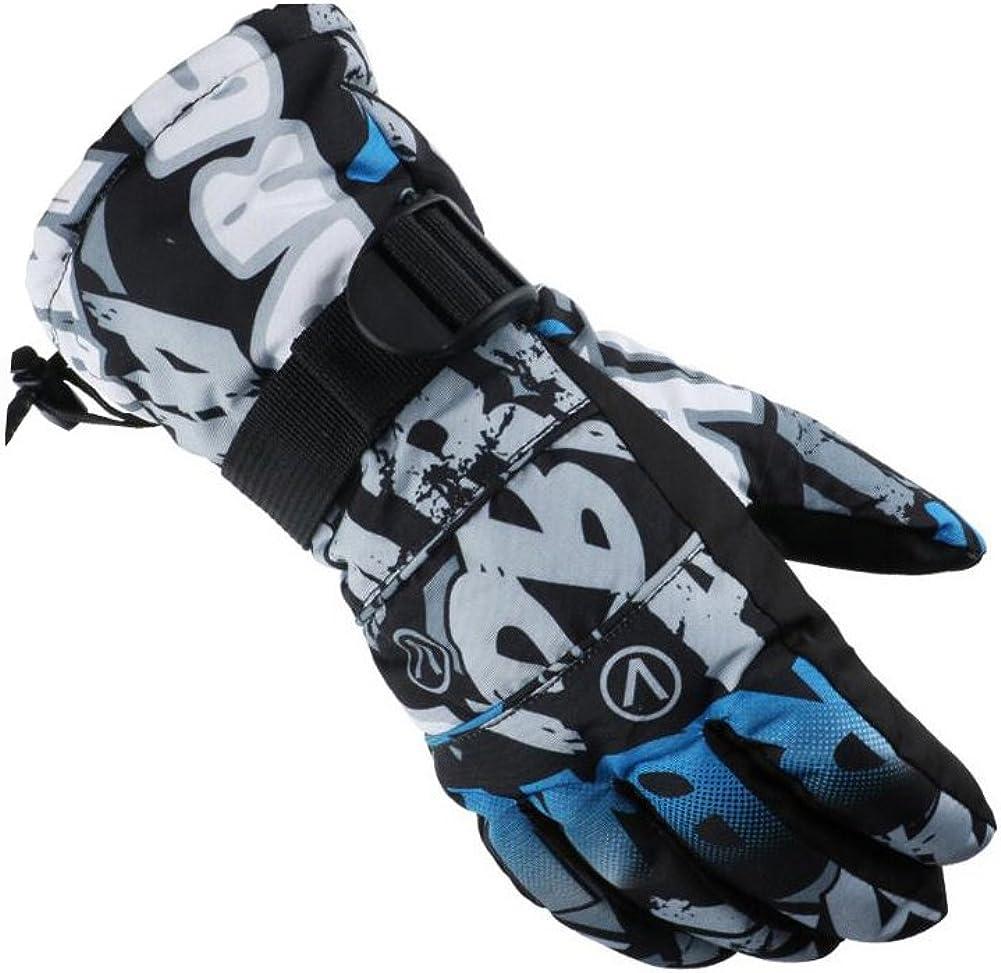 supreme Wicky LS Unisex Waterproof Winter Snow Weekly update Warm Gloves Skiing