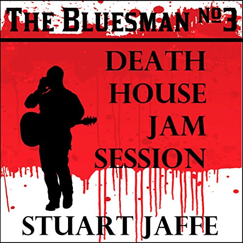 Death House Jam Session audiobook cover art
