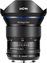 $649 » Venus Laowa 15mm f/2 FE Zero-D Lens for Sony E Mount Cameras (Renewed)