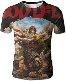 Soulfly Archangel Men's 3D All Print Short Sleeve Tshirt