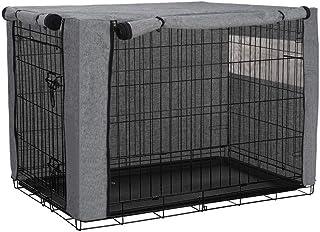 Hidey-Hidey Cerata Cosmopolitan Dog Crate copertura di