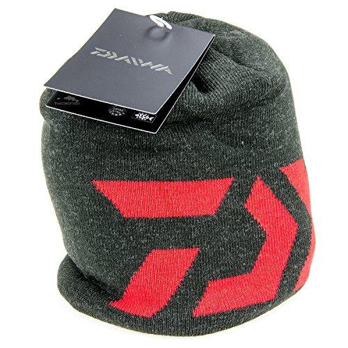 Daiwa - DC Mütze - schwarz-rot