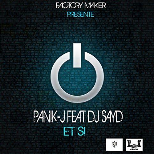 Panik-J feat. DJ Sayd