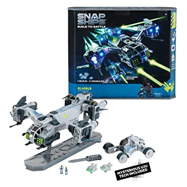 PlayMonster Snap Ships Gladius AC-75 Drop Ship