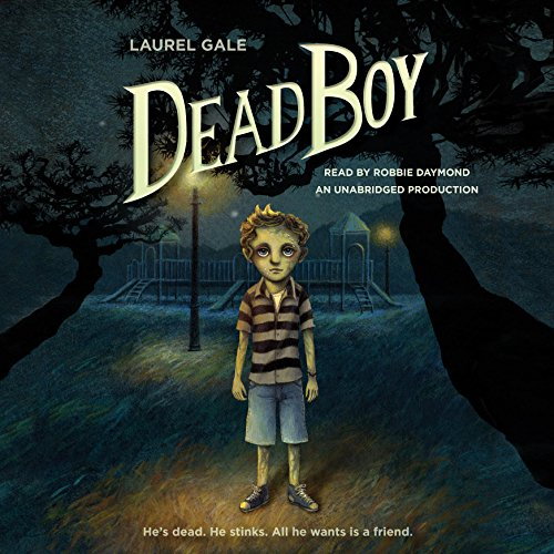 Dead Boy audiobook cover art