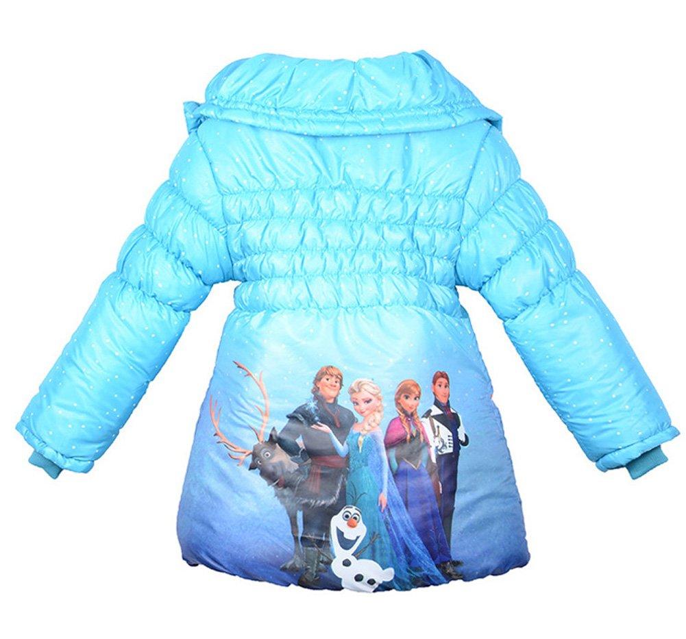 Niños globalpowder de Frozen Anna Olaf votantes enmendaron ...