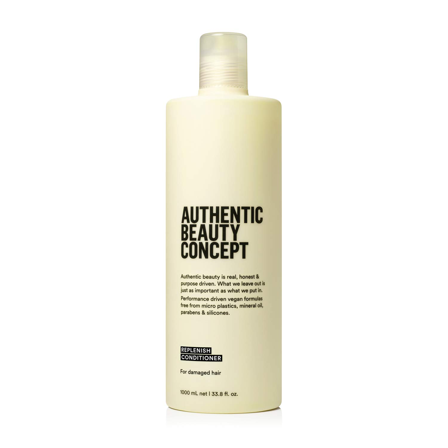 Authentic Beauty Concept Replenish Conditioner Hair 5% OFF Industry No. 1 Damaged