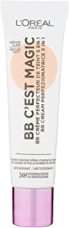 LOreal Paris Make-up Designer BB Cream Cest Magic Tono Medio Claro 03 - 30 ml