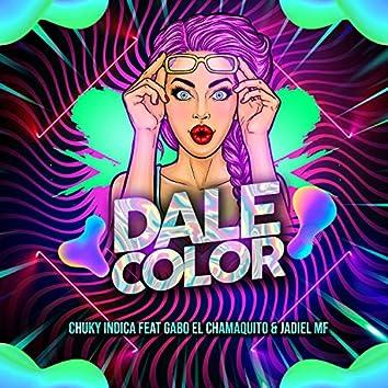Dale Color (feat. Gabo el Chamaquito & Jadiel Mf)