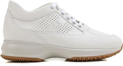 Hogan scarpe sneaker donna interactive H bucata HXW00N00E30KLAB001 ...