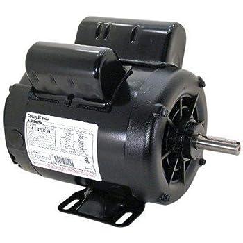 2 HP SPL 3450 RPM M56 Frame 115/230V Air Compressor Motor - Century # B381  - Electric Fan Motors - Amazon.comAmazon.com