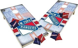 Wild Sports NHL Teams Authentic Cornhole Game Set