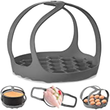 Pressure Cooker Sling,Silicone Bakeware Sling for 6 Qt/8 Qt Instant Pot, Ninja Foodi and Multi-function Cooker Anti-scaldi...