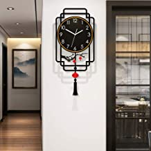 Wall Clock - Acrylic/Metal Pointer/Personality/Home/Clock, Fashion Wall Clock Living Room Bedroom Creative Mute Clock Wall...
