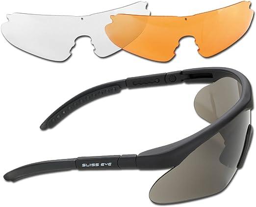 Swiss Eye Raptor Ballistic Sunglasses