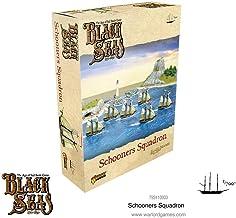 Warlord Games Black Seas: Schooners Squadron