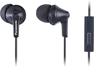 Panasonic ErgoFit Earbud Headphones with Microphone and Call Controller Compatible with..