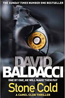 Stone Cold A Camel Club Thriller by David Baldacci - Paperback