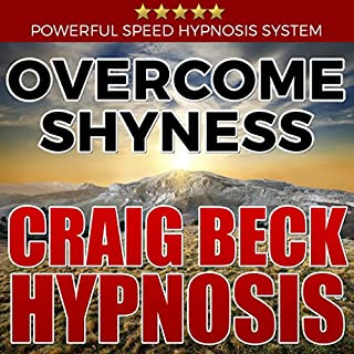 Overcome Shyness: Craig Beck Hypnosis audiobook cover art