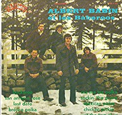Albert Babin Et Les Baberoos: Self Titled LP VG++/NM Canada Manitou MAN-11003
