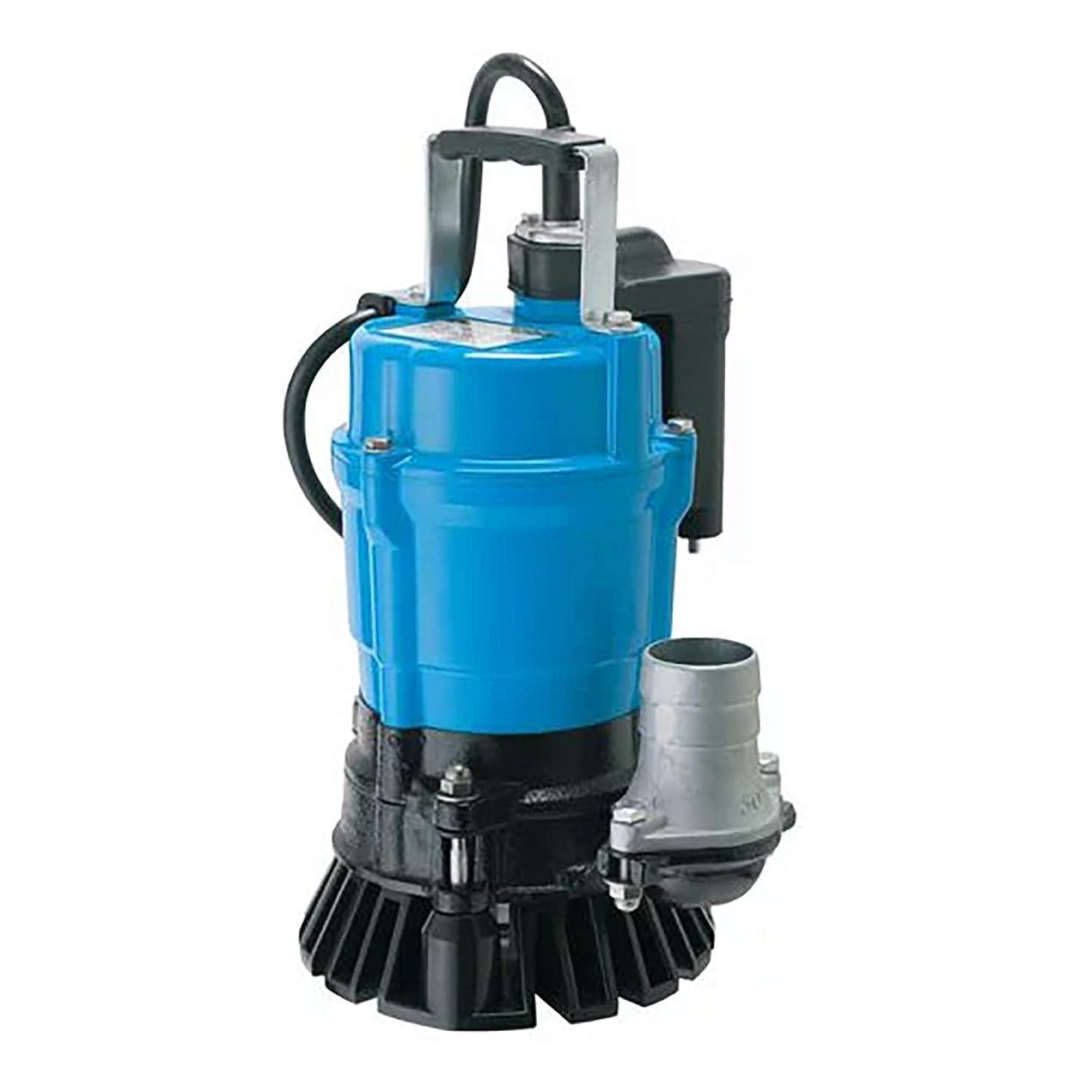 その浪費アラビア語ツルミ 泥水工事排水用自動水中ポンプ HSE2.4S   60HZ