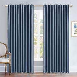 Best blackout pocket curtains for bedrooms