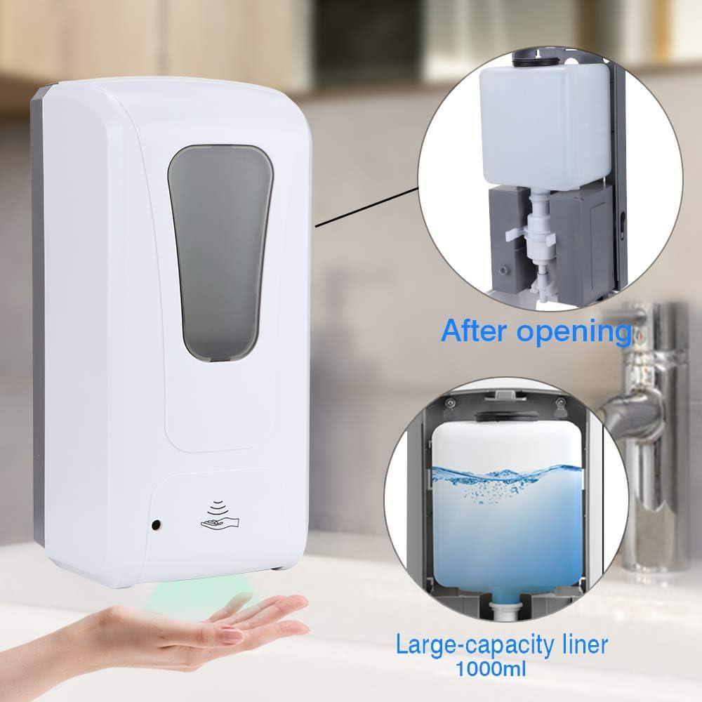 Coolty Automatisch Desinfektionsspender, 8ML Berührungslose ...
